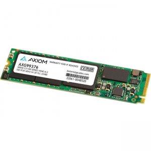 Axiom 500GB C2110n Series PCIe Gen3x4 NVMe M.2 TLC SSD - TAA Compliant AXG99376