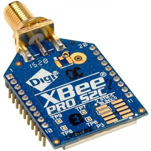 Digi XBee-PRO Zigbee Through-Hole (RPSMA Antenna) XBP24CZ7SIT-004