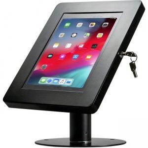 CTA Digital Hyperflex Security Kiosk Stand for Tablets (Black) PAD-HSKSB