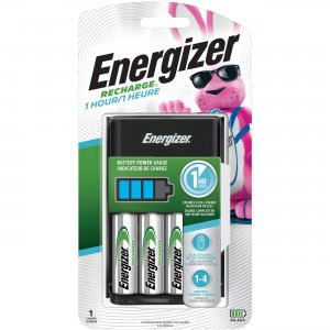 Energizer Recharge AA/AAA Battery Charger CH1HRWB4CT EVECH1HRWB4CT