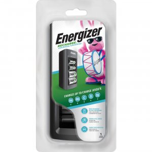 Energizer Family Size NiMH Battery Charger CHFCCT EVECHFCCT