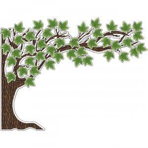 Carson-Dellosa Whimsy Big Tree Bulletin Board Set 110423 CDP110423