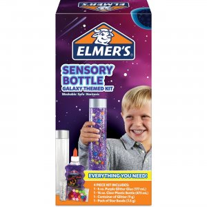 Elmer's Sensory Bottle Galaxy Themed Kit 2061961 EPI2061961