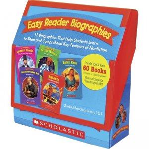 Scholastic K-2 Easy Reader Boxed Book Set 977410 SHS977410