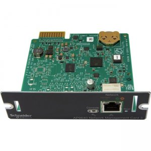 APC by Schneider Electric UPS Management Adapter AP9640