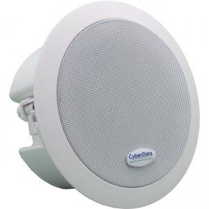 CyberData InformaCast Enabled Ceiling Speaker 011504