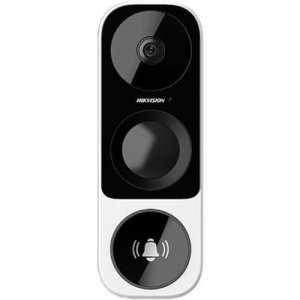 Hikvision 3 MP Outdoor Wi-Fi Smart Doorbell Camera DS-HD1