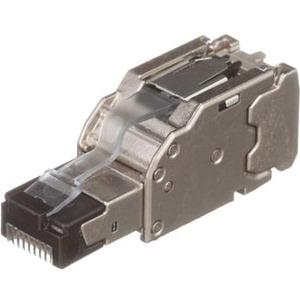 Panduit Shielded Field Term Plug FPS6X88MTG