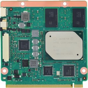 Advantech Intel Pentium/Celeron N4200 Series and Atom Series QSeven CPU Module SOM-3569CN0CB-S6A1 SOM-3569