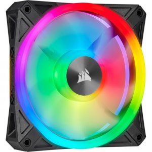 Corsair iCUE RGB 120mm PWM Single Fan CO-9050097-WW QL120