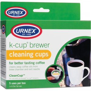 WEIMAN Urnex K-Cup Brewer Cleaning Cups 701354CT WMN701354CT