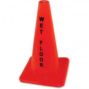 Impact Products Wet Floor Orange Safety Cone 9100CT IMP9100CT