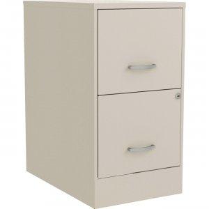 Lorell SOHO F/F File Cabinet 00063 LLR00063