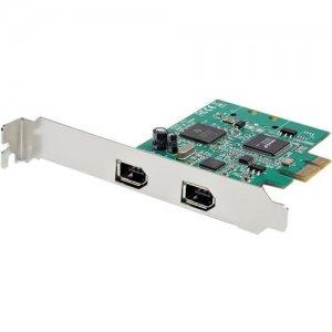 StarTech.com PCI Express FireWire Card PEX1394A2V2