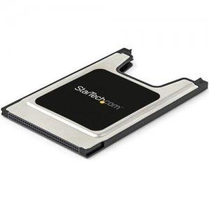 StarTech.com PCMCIA to Compact Flash Adapter CB2CFFCR