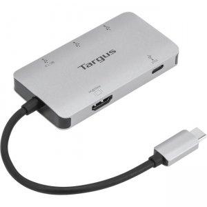 Targus USB-C Multi-Port Single Video 4K HDMI Adapter with 100W PD Pass-Thru ACA958USZ