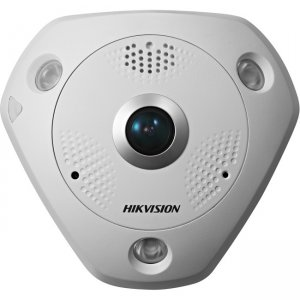 Hikvision 6 MP Network Fisheye Camera DS-2CD6365G0E-IS 1.27MM DS-2CD6365G0E-IS