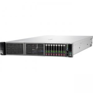 HPE ProLiant DL385 Gen10 Plus 7262 1P 16GB-R 8LFF 500W PS Server P07594-B21