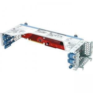 HPE DL38X Gen10 Plus Slot1 x16 Adder for Slot2/3 Riser Kit P14600-B21
