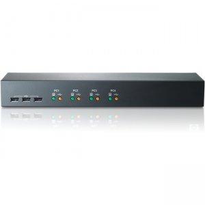 HPE ATEN G2 0x1x4 Analog KVM Switch for HPE Servers Q1F44A CS1304