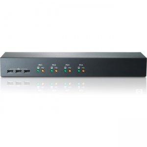 HPE ATEN G2 0x1x8 Analog KVM Switch for HPE Servers Q1F45A CS1308