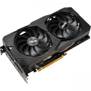 Asus Dual Radeon RX 5500 XT EVO Graphic Card DUAL-RX5500XT-O8GEVO DUAL-RX5500XT-O8G-EVO
