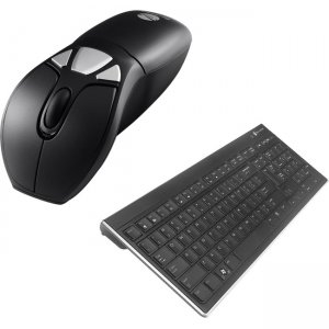Gyration Air Mouse GO Plus With Full Size Keyboard GYM1100FK