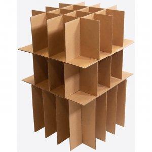 International Paper Packaging Wholes. Dish Pack Box Partition Set BSDISHPART PKGBSDISHPART