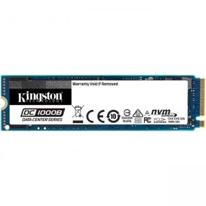 Kingston M.2 NVMe SSD Boot Drive for Enterprise Servers SEDC1000BM8/480G DC1000B