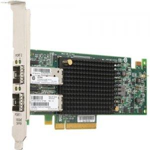 HPE StoreFabric 10GBASE-T Dual Port Converged Network Adapter N3U51A-RMK CN1200E