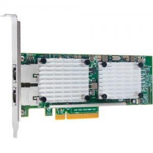 HPE StoreFabric 10GBASE-T Dual Port Converged Network Adapter (N3U52A) N3U52A-RMK CN1100R