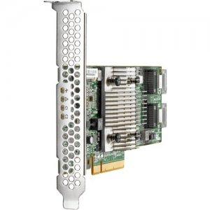 HPE 12Gb 1-port Int Smart Host Bus Adapter 726757-B21-RMK H240ar