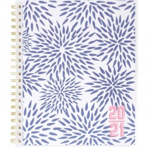 At-A-Glance Katie Kime Blue Mums Academic Planner KK104901A AAGKK104901A