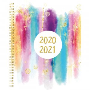 Rediform Stardust Academic Monthly Planner CA714PI01 REDCA714PI01