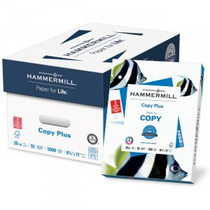 Hammermill 3-Hole Punched Copy Plus Paper 105031CT HAM105031CT