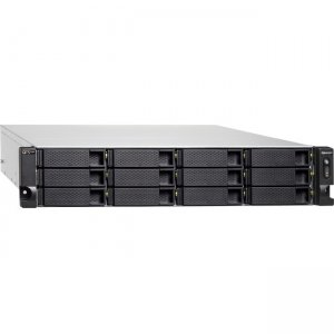 QNAP SAN/NAS Storage System TS-H1283XU-RP-E2236-128G