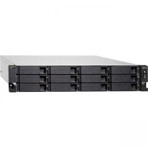 QNAP SAN/NAS Storage System TS-H1283XU-RP-E2236-32G