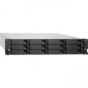 QNAP SAN/NAS Storage System TS-H1277XU-RP-3700X-128G