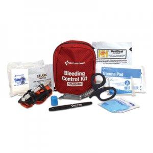First Aid Only Bleeding Control Kit - Texas Mandate, 8.5 x 10.75 x 11.5 FAO91159 91159
