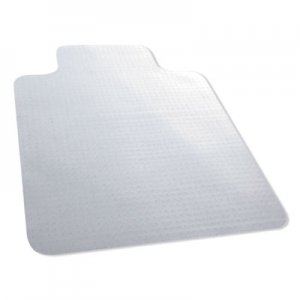 "HON Carpet Surface Chair Mat, Lip, 36"" x 48"", Clear HONCM3648LS"