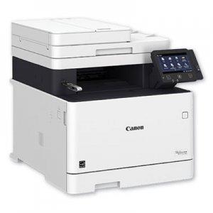 Canon Color imageCLASS MF743Cdw Wireless Multifunction Laser Printer, Copy/Fax/Print/Scan CNM3101C011 3101C011
