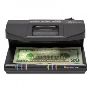 Royal Sovereign Four-Way Counterfeit Detector, UV, Fluorescent, Magnetic, Magnifier RSIRCD3000 RCD-3000