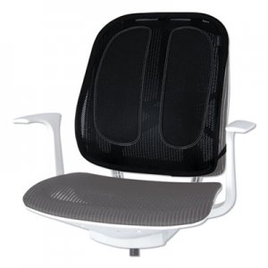 Fellowes Office Suites Mesh Back Support, 17.3w x 5.56d x 20.18h, Black FEL9191301 9191301