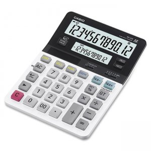 Casio Desktop Calculator DV220 DV-220