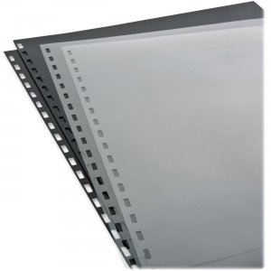 GBC Prepunched ZipBind Covers 26003 GBC26003