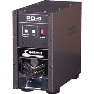 Garner Physical Hard Drive Destroyer PD4