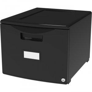 """Storex 18"""" Stackable File Drawer 61265B01C STX61265B01C"""