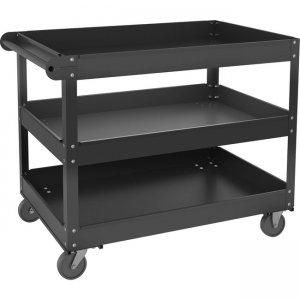 Lorell 3-shelf Utility Cart 00027 LLR00027