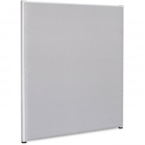Lorell Gray Fabric Panel 90267 LLR90267