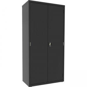 Lorell 4-shelf Steel Janitorial Cabinet 00018 LLR00018